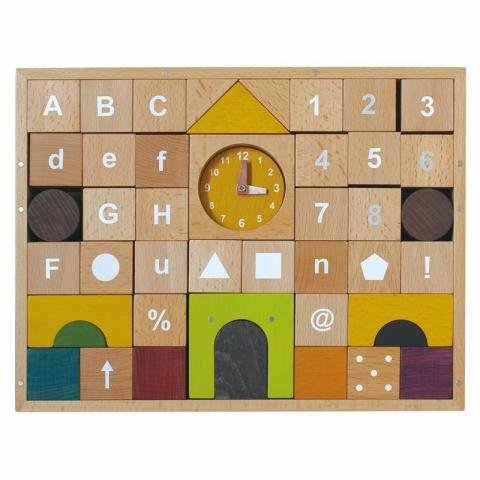 Set magnetic de constructie - Tsukimi school