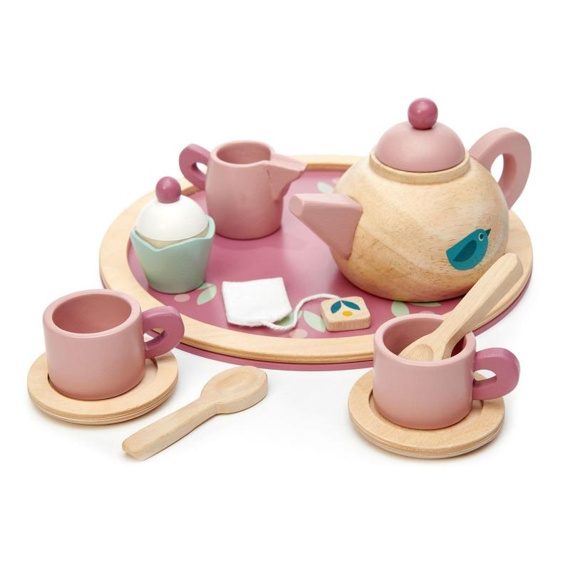 Set de ceai cu tavita - Birdie Tea