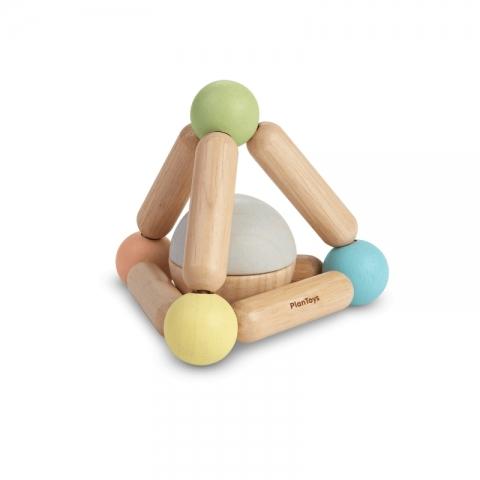 Jucarie din lemn pentru bebelusi - Triunghi - Plan Toys