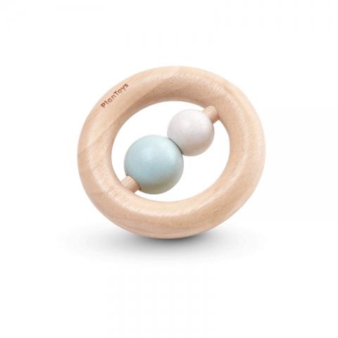 Zornaitoare delicata din lemn pentru bebelusi - Plan Toys